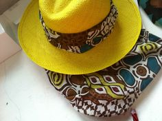 Coco Steele #collection #design #custom #PanamaHat