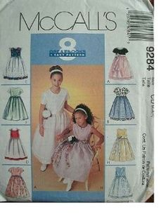 Amazon.com: CHILDRENS AND GIRLS DRESS WITH DOUBLE LAYER SKIRT SIZE ...