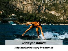 Radinn is here to push the boundaries of action sports through radical innovation. Our 1st product is the Wakejet Cruise, the world's first electric wakeboard