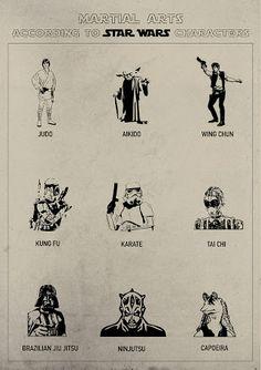 Facerj Aikido Vila da Penha: Humor: Martial Arts in Star Wars - Do You Agree?