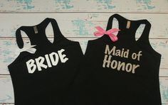 Last Fling Before The Ring 2 Bride Tank Top by BrideAndEntourage, $40.00