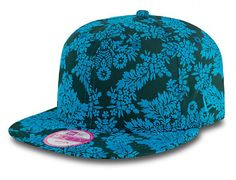 Brocade Womens 9Fifty Snapback Cap by HOUSE OF HOLLAND x NEW ERA