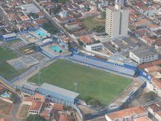 Estádio Juscelino Kubitschek (Parque do Azulão) - Andradas (MG) - Capacidade: 8 mil - Clube: Rio Branco
