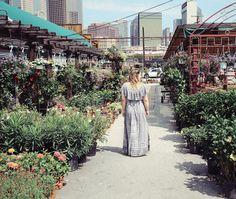 The Boho Market in Dallas, Texas