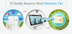 10 Deadly Reasons Most Websites or project Fail