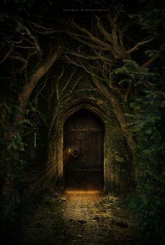 Image detail for -Secret Door by *Georgina-Gibson on deviantART