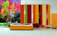 Armario N.O.W. de Lago.  Muebles de diseño.