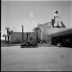 Vintage Las Vegas, June 9, 1955 the old Dunes Hotel and Casino