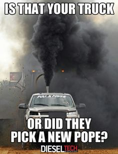 got to admit that was funny Truck Memes, Funny Car Memes, Hilarious, Chevy Duramax, Lifted Chevy Trucks, Cummins Diesel, Diesel Trucks, Cool Trucks, Big Trucks