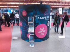 Welcome to the Bright side! Subcontracting Trade Fair at Tampere Exhibition and Sports Centre in Tampere, Finland. www.tampereallbright.fi