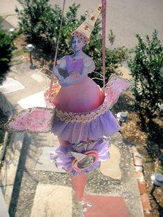 fairy tussie mussie