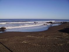 Iloca, Chile has the nicest people you will ever meet! ph and best beach <3