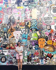 10 mejores murales de Buenos Aires