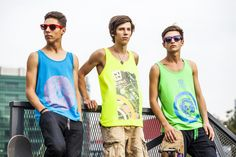 Youngsters wearing our tanktops #sixtynine #limitededition #tshirt #tee #tanktop #tees #tanktops #boarders #skate #skateboarding #cool #kid #coolkids #colors #graphics #fashion #skull