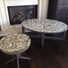 refinished coffee table side table coffee tables edmonton