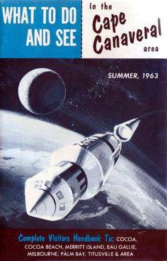 Cape Canaveral brochure, 1963