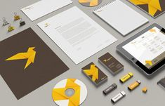 25 Fantastic Examples of Branding  #branding #identity #inspiration
