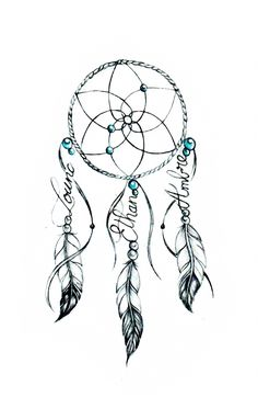 Dream catcher Dream catcher We are drawing your Tattoo ! From a simple idea, we create your drawing from A to Z Unique design * unlimited changes * everywhere in the world<br> Boho Tattoos, Name Tattoos, Feather Tattoos, Unique Tattoos, Body Art Tattoos, Small Tattoos, Tatoos, Tattoo Names, Feather Tattoo Design