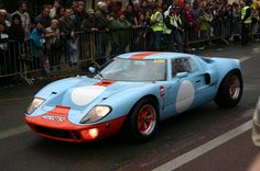 The car that made Ferrari cry. In anguish. Literally. The Ford GT40.