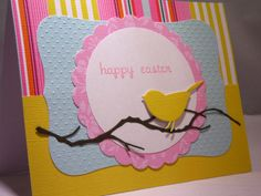 Easter Card, Little Bird on Etsy, $3.75