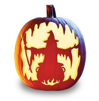Get your Stews & Brews Pumpkin Carving Pattern for free from Pumpkin Masters!