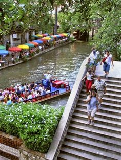 Short getaways in San Antonio – River strolls, mission visits and authentic Mexican food San Antonio Riverwalk, Downtown San Antonio, San Antonio Attractions, Travel Around The World, Around The Worlds, River Walk, Vacation Spots, Vacation Ideas, Vacation Places