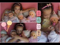 Minhas bonecas (minhas filhas)