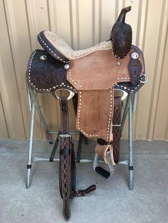 CSB 578G Corriente New Style Barrel Saddle
