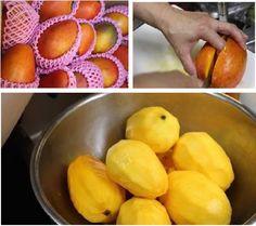 0802 マンゴーが、入荷しました  代表的な南国フルーツの1つであるマンゴーであります。 このマンゴーで自家製ジャム作りました。 マンゴーは、体内でビタミンA(レチノール)に変わるβカロテンの量が多いのが特徴です。 βカロテンは、細胞の老化を抑える抗酸化作用があるので肌の健康維持や、がん予防に効果が期待できます。 また、貧血予防によいとされる「葉酸」や、腸の働きを整える食物繊維も多めです。 ナトリウムの排出を促進するカリウムも比較的多く、高血圧や動脈硬化、脳梗塞や心筋梗塞などの予防にも作用します。