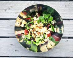 Tipy na zdravé raňajky od pondelka do nedele - Fitshaker Chia Puding, Cobb Salad, Cantaloupe, Detox, Food And Drink, Health Fitness, Low Carb, Healthy Recipes, Fruit