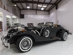 Daniel Schmitt & Co. - Classic Ferrari, Rolls-Royce, Porsche, Jaguar! Vintage American Classic Cars, European Classic Cars, Luxury Cars!
