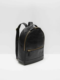 275 - The Esplanade Backpack in Black | Frank And Oak