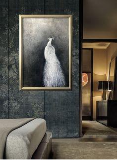Klaudia Choma - artist - Art in House Art Gallery Modern House Design, Artist Art, Home Art, Contemporary Art, Art Gallery, Interior Design, Mirror, Architecture, Shop