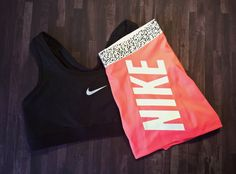 Style up for training with the Nike Pro 3 Shorts. Cheer Clothes, Cheer Outfits, Sporty Outfits, Nike Outfits, Athletic Outfits, Athletic Wear, Athletic Tank Tops, Nike Pro Outfit, Nike Pro Shorts