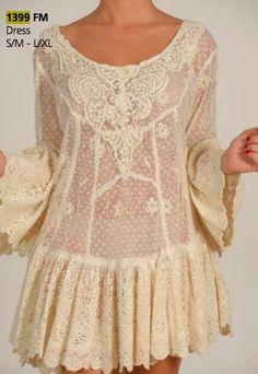Shop Antica Sartoria 1399 Embroidered Short Dress Beige at boutiqueflirt.com