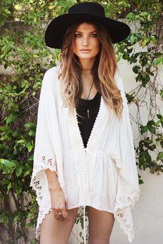 Ysa Kimono Cover Up ✥ Haute & Rebellious