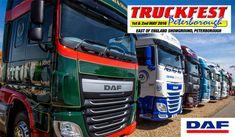 DAF Trucks UK   Truckfest Peterborough 2016   Events Highlights