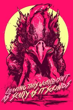 Hotline Miami. Leaving this world isn't as scary as it sounds -Will