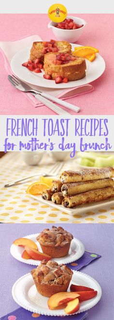 There is something simple in the comfort French toast dishes bring to breakfast. Bonus: they always make for a crowd-pleasing brunch! Mothers Day Brunch, Beverage, Crowd, Cinnamon, Breakfast Recipes, French Toast, Food Ideas, Favorite Recipes, Sweets