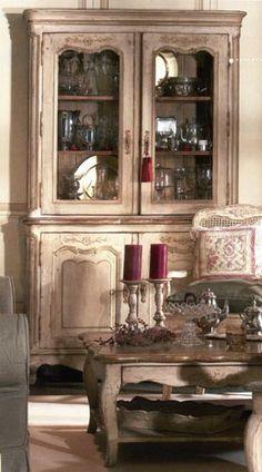 .: αστηρ α.ε.   astir s.a. (Country Corner furniture distributor in Greece) :. French Country Interiors, French Chateau, Solid Pine, China Cabinet, Sweet Home, France, Furniture, Collection, Home Decor
