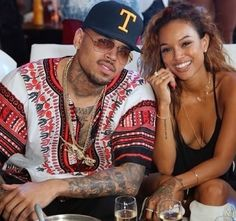 naijamilk.com: Karrueche finally dumps Chris Brown, says no baby ...