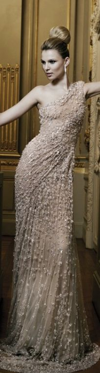 ELIE SAAB..So Glam glamour gown