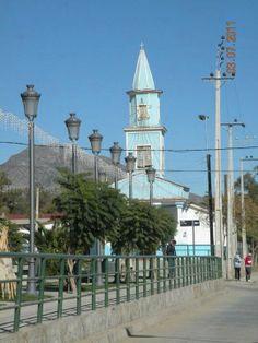 Iglesia en Chañaral alto   Chile