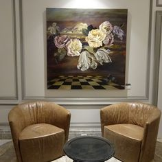 Diana Watson paintings at the Sydney Intercontinental Hotel Double Bay enquiries at  www.franceskeevilgallery.com.au