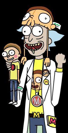 Rick and Morty • Pocket Morty's