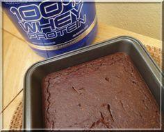Brownie - 50g de son d'avoine - 4 blancs d'oeuf - 2 doses de protéines (60g)…