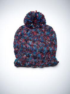Carrie Pom Pom Knit Hat by Genie by Eugenia Kim on Gilt.com