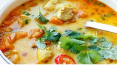 Archívy Recepty - Page 16 of 106 - Babičkine rady Soups And Stews, Cheeseburger Chowder, Thai Red Curry, Ham, Soup Recipes, Treats, Food And Drink, Cooking, Ethnic Recipes