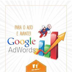 Esteja nos primeiros lugares da busca do Google e converta cliques em clientes.    #SejaVisto #GoogleAdWords #LinksPatrocinados #MarketingDigital    (37) 3016-3133  atendimento@f1mktdigital.com.br  Rua Pernambuco, 2301, Ipiranga - Divinópolis/MG