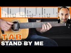 Stand By Me Guitar Tab - YouTube